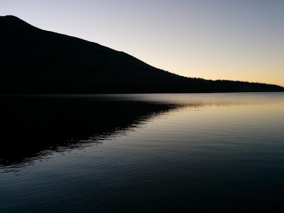 Camping At Olallie Lake Oregon Realest Nature